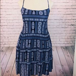 Blue Full tilt summer dress size S